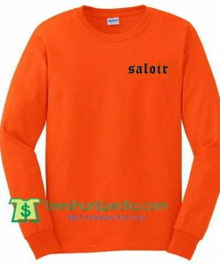 Saloir Sweatshirt Maker Cheap