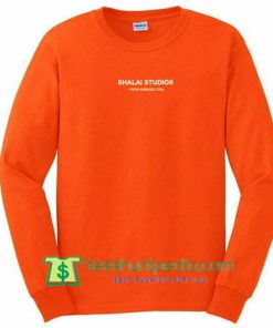 Shalai Studios Sweatshirt Maker Cheap