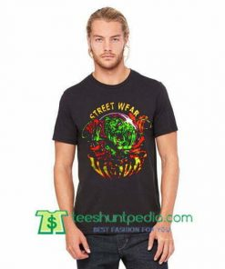 Street Wear Vision T Shirt gift tees adult unisex custom clothing Size S-3XL