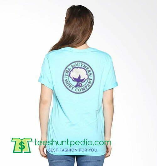 The Shouthern Back T Shirt gift tees adult unisex custom clothing Size S-3XL