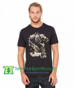 Transformers The Last Knight T Shirt Optimus Bumblebee Megatron Movie Tee gift tees adult unisex custom clothing Size S-3XL