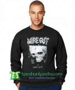 Wipe Out Demon Angel Sweatshirt Maker Cheap
