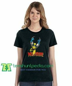 Wolfrine T Shirt gift tees adult unisex custom clothing Size S-3XL