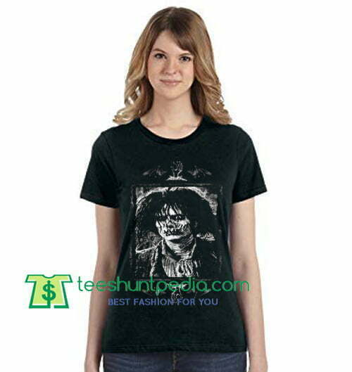 Worn Doll Billy Butcherson Hocus Pocus Zombie T Shirt gift tees adult unisex custom clothing Size S-3XL