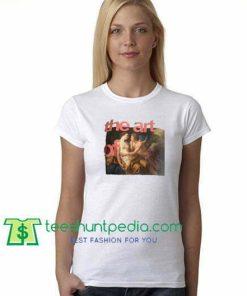 The Art of Angel T Shirt gift tees adult unisex custom clothing Size S-3XL