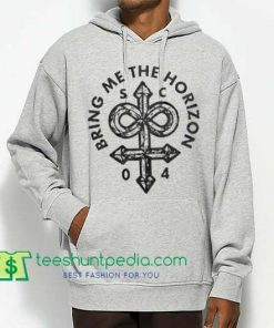 Bring Me the Horizon Hoodie Maker Cheap