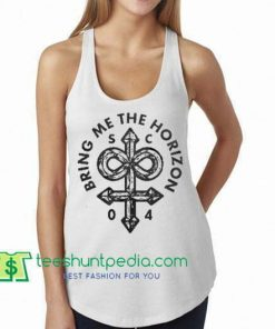 Bring Me the Horizon Tank Top gift shirt unisex custom clothing Size S-3XL