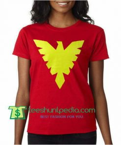 Dark Phoenix, T Shirt gift tees adult unisex custom clothing Size S-3XL