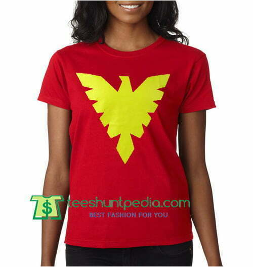 Dark Phoenix, T Shirt gift tees adult unisex custom clothing Size S-3XL