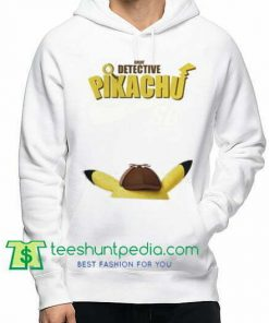 Pokemon, Detective Pikachu 2019 Movie Hoodie Maker Cheap