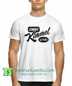 Jimmy Kimmel Live!, T Shirt gift tees adult unisex custom clothing Size S-3XL