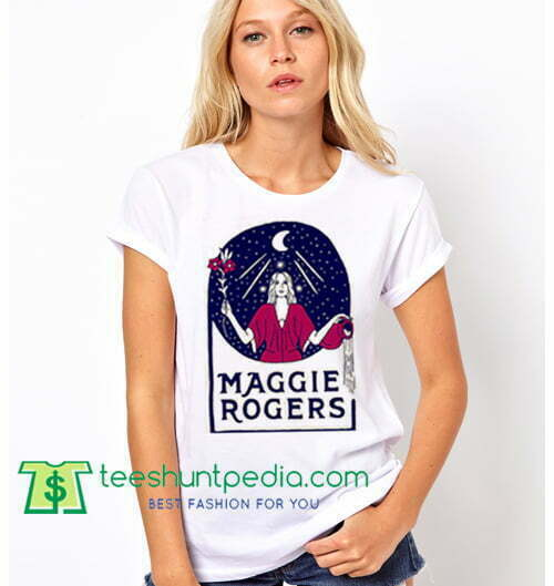 Maggie Rogers, T Shirt gift tees adult unisex custom clothing Size S-3XL