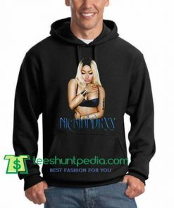 Nicki Minaj Future NICKIHNDRXX tour 2018-2019 Hoodie Maker Cheap