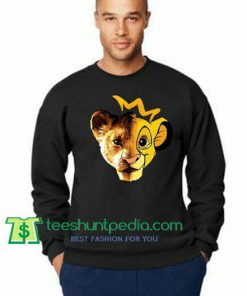 Disney, The Lion King Movie Sweatshirt Maker Cheap