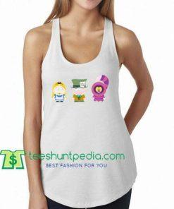 Wonder Park Tank Top gift shirt unisex custom clothing Size S-3XL