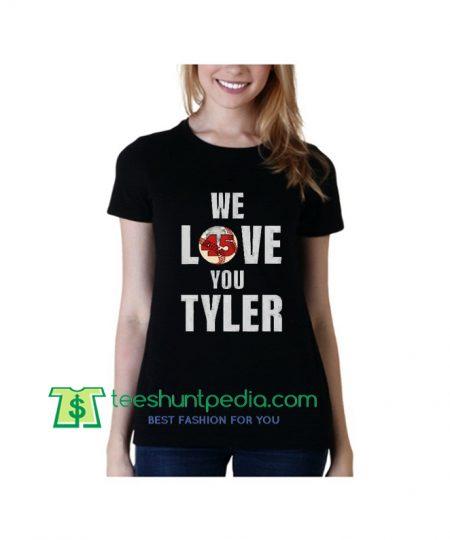 45 Forever, Prayers for Tyler Tribute