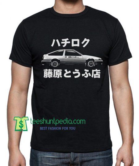 AE86 Toyota Trueno JDM, INITIAL
