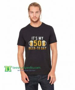 Cheers and Beers to 50 Years, Funny, Gift,Birth Day, Turning