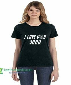 I Love You 3000 Avengers Endgame Ironman