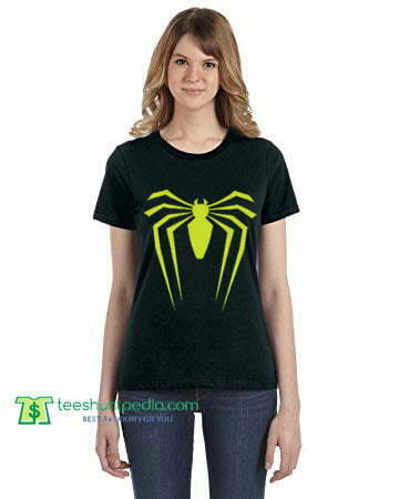 Neon Spiderman Armour suit marvel