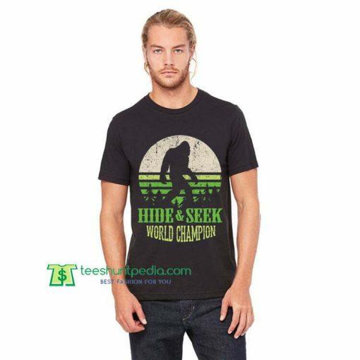 Sasquatch hide & Seek Wilderness gift