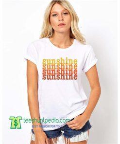Sunshine Retro Style, Graphic Tee