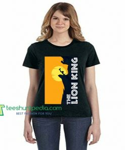 The Lion King Disney TShirts Maker Cheap