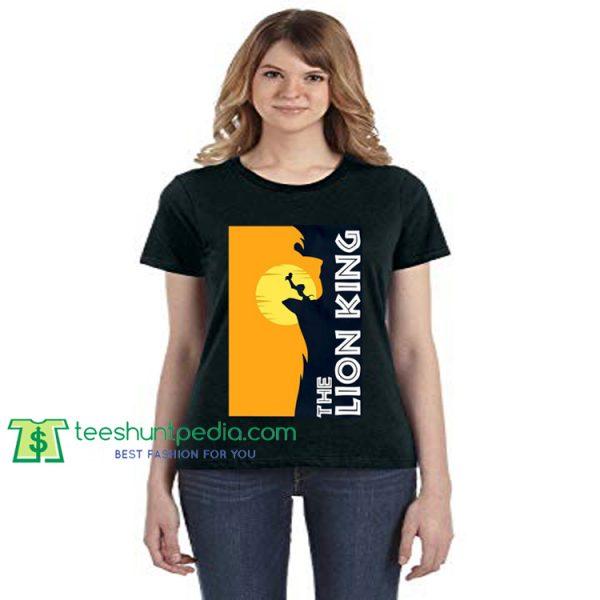 The Lion King Disney TShirts Maker Cheap
