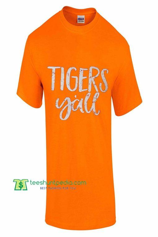 Tigers yall, grunge, sport