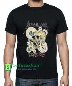 1988 Metallica Shortest Straw Vintage Tour