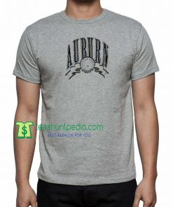 90s Auburn University Grey Unisex