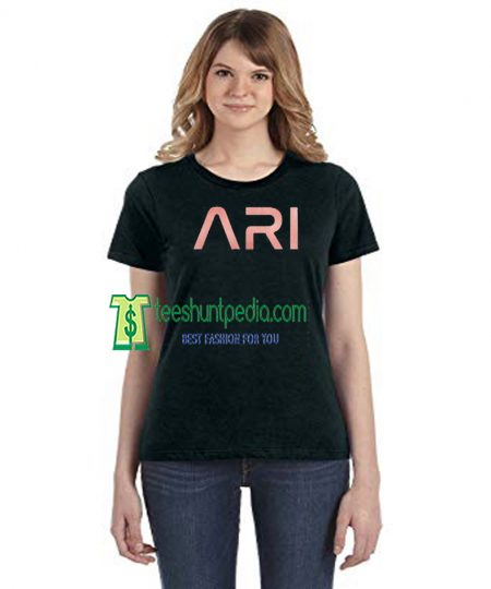 ARI NASA EDITION Adult Unisex TShirt Maker cheap