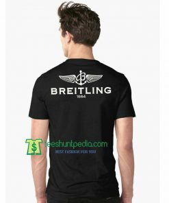BREITLING watch wrist watches time Unisex Tshirt Maker Cheap