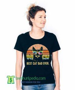 Best Cat Dad Ever, Vintage Cat Daddy