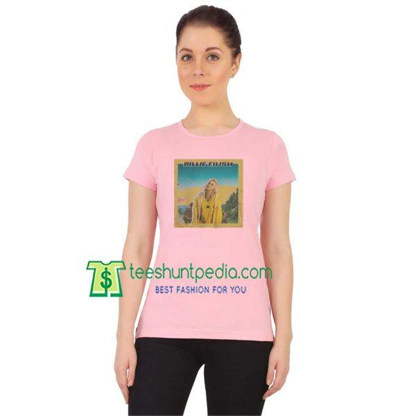 Billie Eilish Unisex tshirts Music