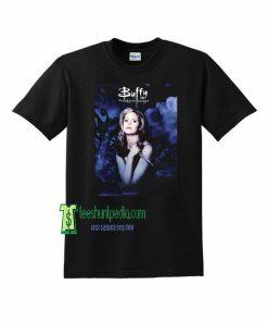 Buffy the Vampire Slayer Adult Unisex Tshirt Maker cheap