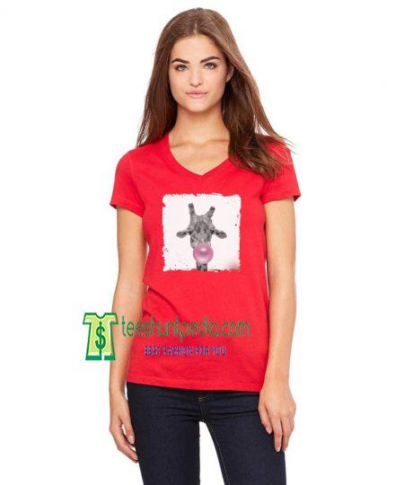 Giraffe T-Shirt Giraffe Toddler, New Animal Clothes, Funny Giraffe Maker cheap