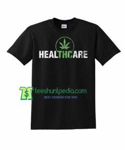 Marijuana T-Shirt Funny Cannabis Weed Joint Pot Smoker Legalize Maker Cheap