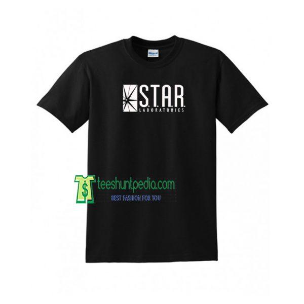 STAR Laboratories The TV Series Unisex Soft T-Shirt Gift Present Maker cheap