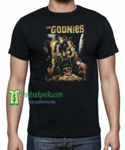 THE GOONIES Movie Adult Unisex Tshirt Maker cheap