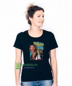 The Fresh Prince of Bel-Air Adult Unisex Tshirt Maker cheap