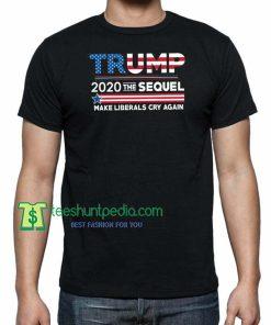 Trump T-Shirt Funny Trump 2020 Political Cool Graphic Maker Cheap