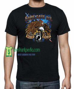 XtraFly Apparel Men's Some Gave All T-shirt Veteran Army Military Maker cheap