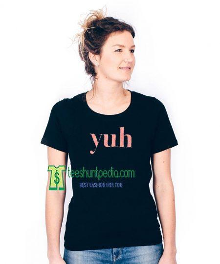 Yuh Ariana Grande, Sweetener Crew Neck T-Shirt Maker cheap