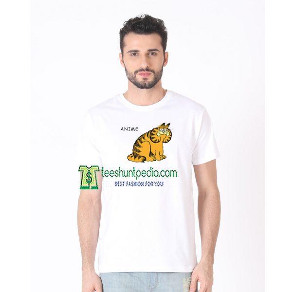 Anime Garfield T Shirt Size XS-3XL Maker cheap