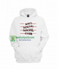 Anti Social Social Line Hoodies For Men's Or Women's Maker cheap