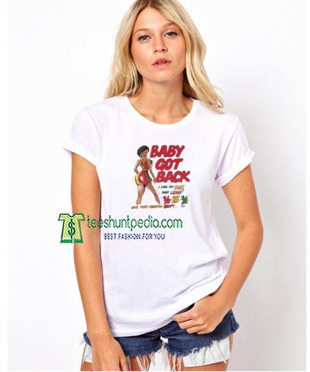 Baby Got Back Unisex Shirts Size XS-3XL Maker cheap
