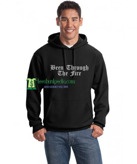 Been Through The Fire Hoodie of Kevin Durant Maker cheap