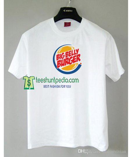 Big Belly Burger Unisex Adult T-shirt Size XS-2XL Maker cheap