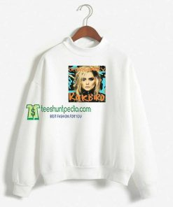 Debbie Harry Rockbird Cover Sweatshirt Men And Women Maker cheap